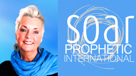 SOAR Prophetic International logo