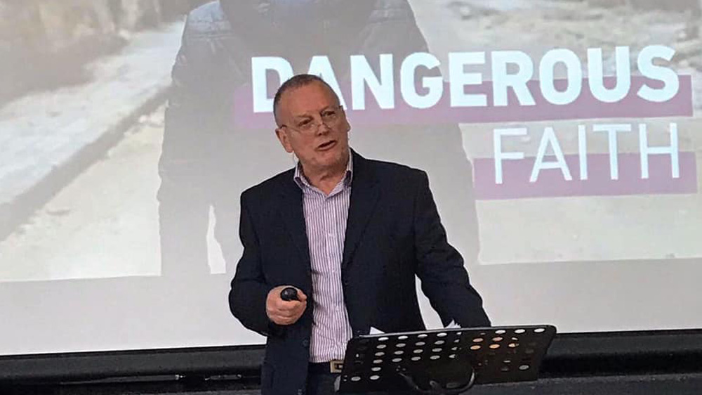 Dangerous Faith Image