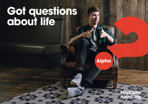 Alpha – Got questions about life?